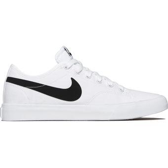 Compra Tenis Deportivos Mujer Nike Primo Court Canvas-Blanco online ... dd62b1b254d7