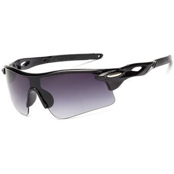 Compra Gradiente Lente Ciclismo Gafas De Sol Deporte Anteojos ... 5403be756a