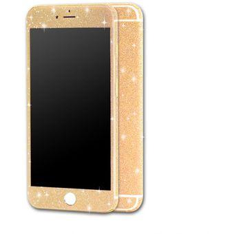 20c0a99dc0b Calca Full Body Jyx Accesorios Samsung S6 Edge Glitter Brillos - Dorado