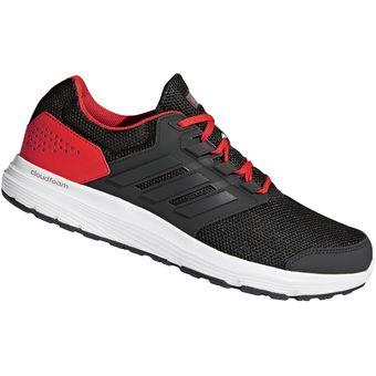 cheaper a5d99 13fa4 Agotado Zapatilla Adidas Galaxy 4 M Para Hombre - Negro