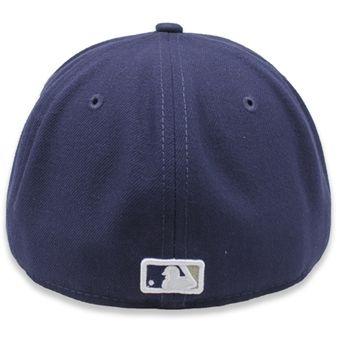acd1340227e15 Compra Gorra New Era 5950 MLB San Diego Padres Home Azul online ...