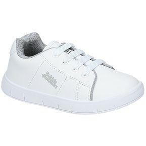 e93481a81d5 Tenis Colegiales blanco Bubblegummers Cirilo Unisex
