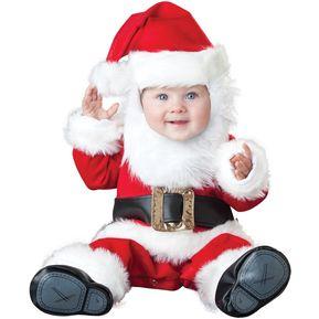 b2bde2c93b Bebé Niños Y Niñas Disfraz De Cosplay De Halloween Navidad - Papá Noel