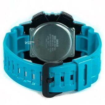 2a73554a393f Compra Reloj Casio AQS810 Turquesa Solar online