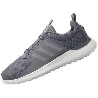 3aeeaf02dd8 Compra Zapatilla Adidas Cloudfoam Lite Racer Para Hombre - Plomo ...