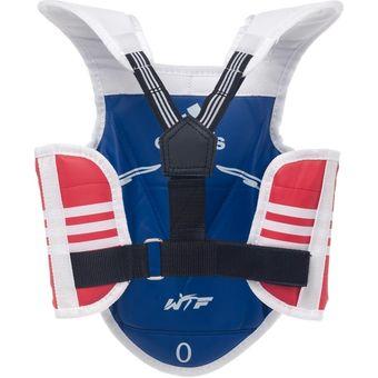 sobrino Izar Salvación  Peto Para Taekwondo Adidas KIDS 2V-Rojo Y Azul   Linio México -  AD029SP09NPASLMX