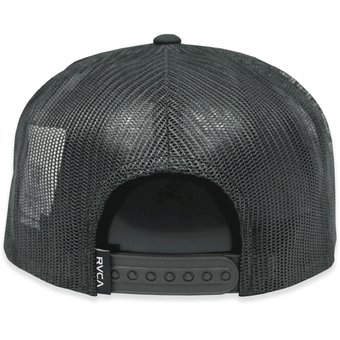 Compra GORRA RVCA VA ALL THE WAY TRUCK BLACK OSFA online  9fa7c87e1d5