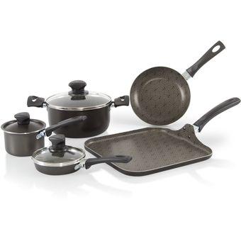 Compra bater a de cocina imusa 8 piezas antiadherente for Articulos de cocina online
