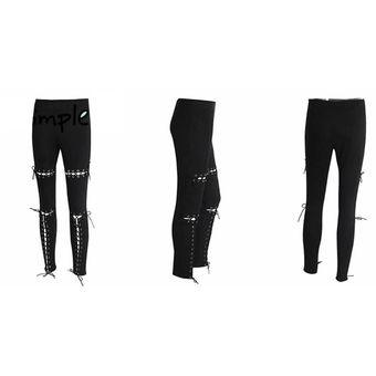 Pantalon Negro Compra Mujer De Chile Tela Online Linio gCC8wq