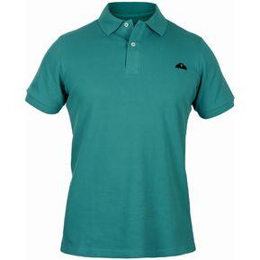 Camiseta Polovers Polo Slim Fit-Azul Benetton
