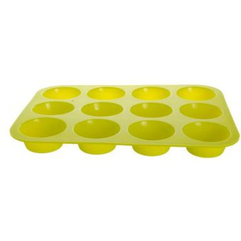 Compra Molde para Muffins Mica 12 plazas-Verde online  f7b041207d27