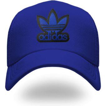 Compra Gorra Logo Adidas Azul online  c0d332e87e4