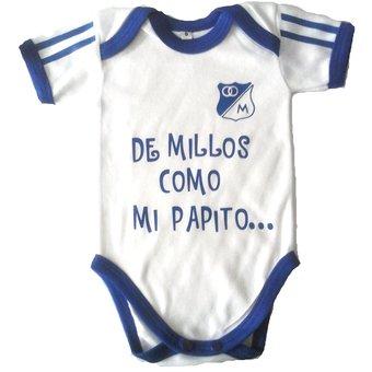 02c7ced038b2 Ropa Bebe Body Bodie De Millos Como Mi Papito Baby Monster