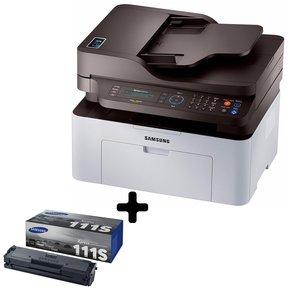 cae1135cdade5 Impresora Samsung SL-M2070FW Multifuncional + Toner Original 1000 Pag