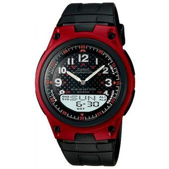 548b920139b4 Compra Reloj Casio AW-80-2B Negro Azul Para Hombre online