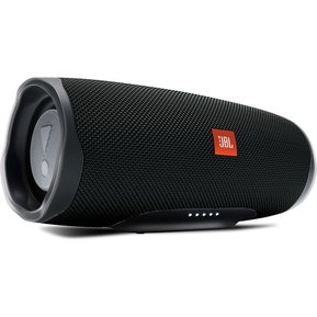 b947303a2778 Parlante Portatil Jbl Charge 4 Bluetooth Sumergible - Negro