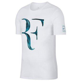 Precio 50% venta barata del reino unido clásico Camiseta Nike Roger Federer-Blanco