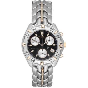 Compra Reloj Cornell Swiss 1870 Sumergible CR-1005.1TBKS d3ba7b8a3274