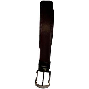 e44e1b691076 Compra Correa Cinturón Doble Fas Cuero Hombre Caballero Hebilla ...
