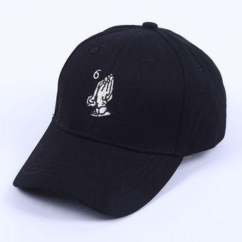Compra Moda Sombrero Hombre   Mujer DRAKE 6 GOD Gorra De Beisbol ... f494d8ace58