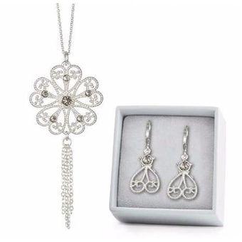 b1abf55006b5 Compra Unique - Colección Diva Diamond 1 Par De Aretes