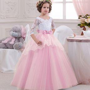 Vestidos de nina para una fiesta