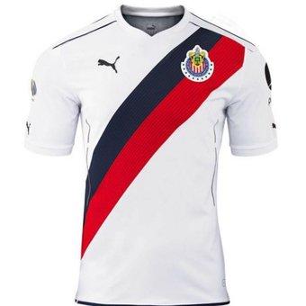 482244add61b2 Compra Jersey Puma De Chivas Version Jugador De Visitante online ...