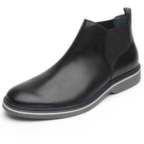 24ddfb56291 Dress Casual Flexi Para Caballero Leonard - 59105 Negro
