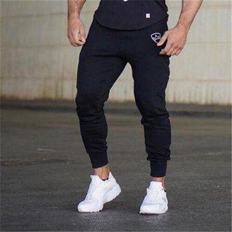 Pantalones De Chandal De Jogging De Moda Para Hombres Deportivos Pantalones Linio Mexico Ge032sp17amsmlmx