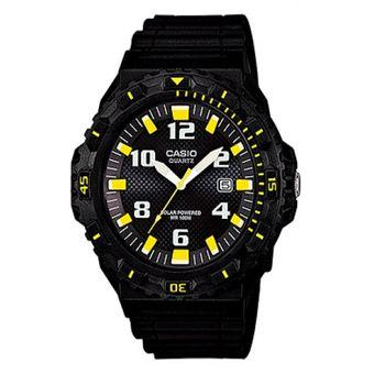 f4ab3fddb6c1 Compra Reloj Casio Hombre MRW-S300H-1B3 Analógico Solar Indicador De ...