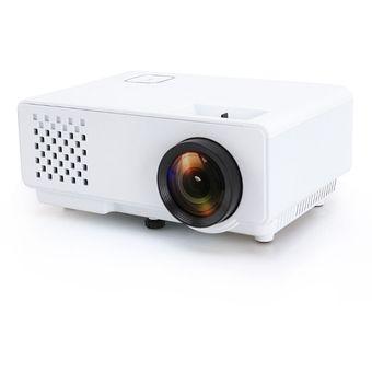 LED HD Home Theater Con Control Remoto