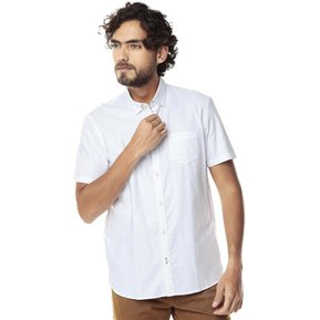 262d398131 Camisa Manga Corta Oxford para Hombre Color Siete
