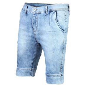 Conox - Short Jeans Premium look slim - white espumado ace3b18fb810