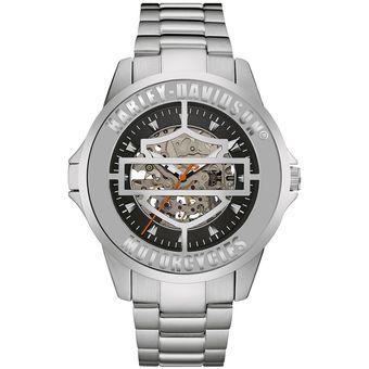 c5757a067cee5 Compra Reloj Bulova Harley Davidson - 76A154 - TIME SQUARE online ...