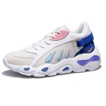 Deportivos Para Mujeres De Ocio Zapatillas Respirables Zapatos PXn8Ok0w