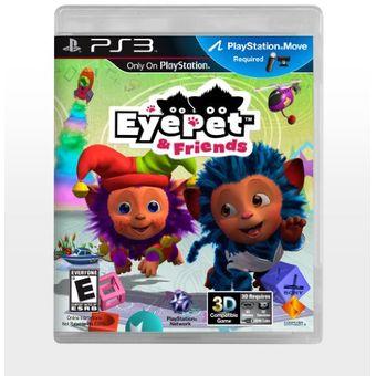 Eyepet & Friends Para Ps3