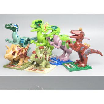 4 Piezas Jurasico Dinosaurios Lego Bloque De Construccion Los Models Linio Chile Ge018tb1mcolulacl Лабиринт джестро игра лего бэтмен: linio