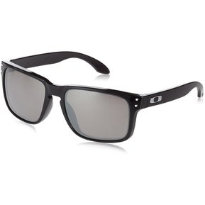 ac0702fd22 Lentes Oakley Holbrook Polished Black - Prizm Black Iridium OO9102-E1
