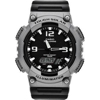 9df05835184f Compra Reloj CASIO AQ-S810W-1A4 Para HOMBRE Color Plateado online ...