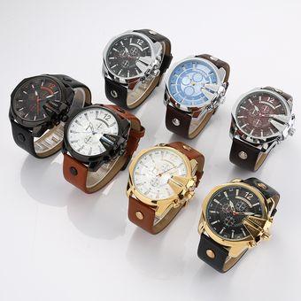 55581f439e8c 8176 Estilo De Moda De Lujo Super Marca CURREN Relojes De Cuarzo Retro Reloj  De Los