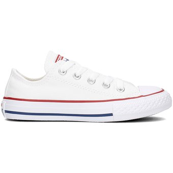 converse niños all star blanco
