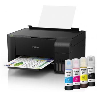 Impresora Multifuncional EPSON L3110 - Reemplazo L380 - Tinta Original 7c2509ac666