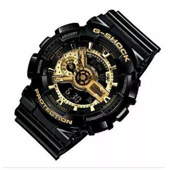 37cb32226a57 Reloj G Shock Ga110gb-1a Hombre Análogo Digital Anti Choques Resistente Al  Agua Original -