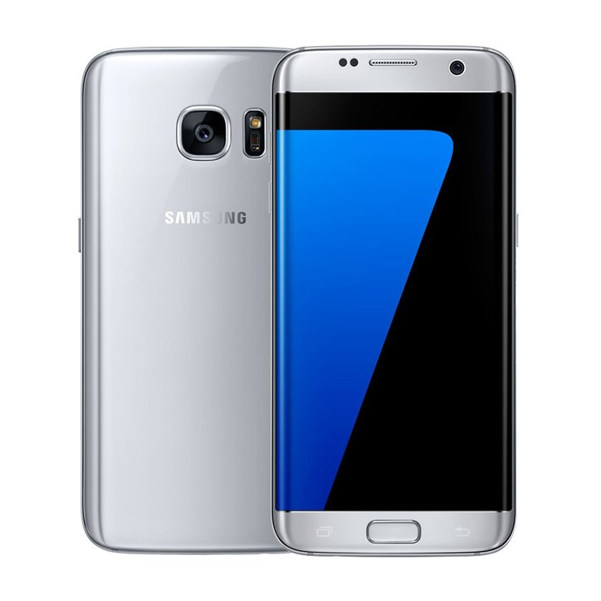 Smartphone Samsung Galaxy S7 Edge G935F 4+32GB Single Sim-Plata