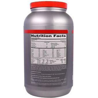 Agotado Isopure Zero Carb Proteína 3 Lbs Strawberries   Cream Nature´s Best. bd58cdd27e9