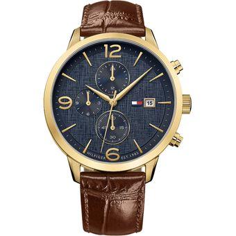 f643fd26378a Compra Reloj Tommy Hilfiger 1710359 Marron Hombre online