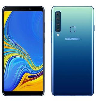 6f6048d01d7ff Compra Samsung Galaxy A9 (2018) 128GB RAM 6GB Dual Sim- Azul online ...