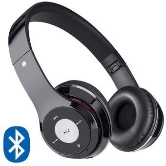 Audífonos Bluetooth Control Mp3 Manos Libres Diadema Steren