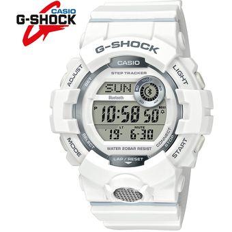 Acuático Blanco Bluetooth Automática Casio Reloj G Digital Shock Gbd800 7 Luz 8kwnOPX0