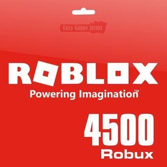 Roblox Tarjeta De 4500 Robux Linio Colombia - 4500 robux roblox mejor precio